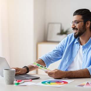 Onde encontrar o melhor curso Design Gráfico Online? Descubra!