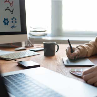 Saiba onde encontrar o melhor curso profissional de Design Gráfico!